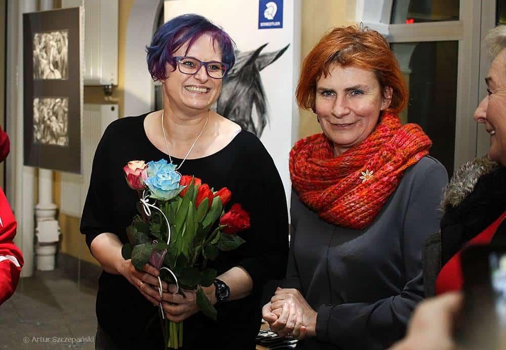 Magdalena Muraszko Kowalska i Iwona Bolińska-Walendzik